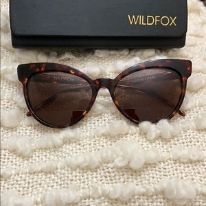"Wildfox ""Grand Dame"" cateye sunglasses"